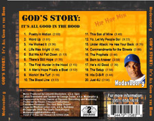 God's Story Holy Hip Hop Audio CD